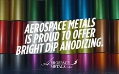 Why Bright Dip Anodizing is a Smart Choice